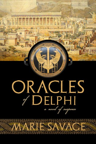 Oracles of Delphi book cover
